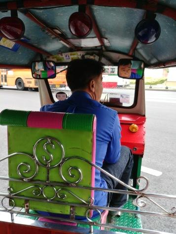 szalony Pan tuktuk