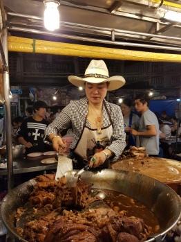 Cowboy Hat Lady