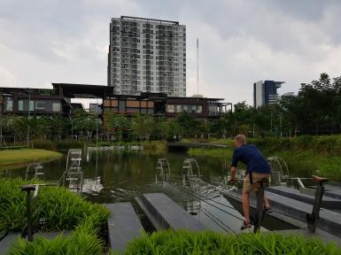 CU Centenary Park
