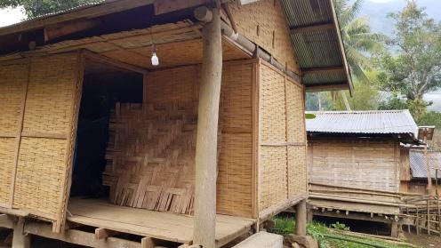 nasza bambusowa chatka