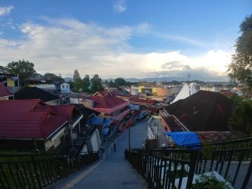 Bukittingi - baza wypadowa