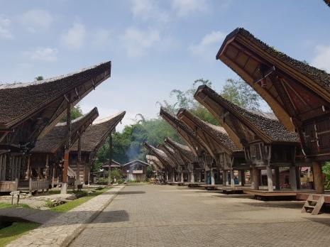 tradycyjna wioska