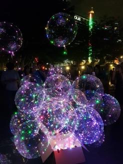 festiwal światła